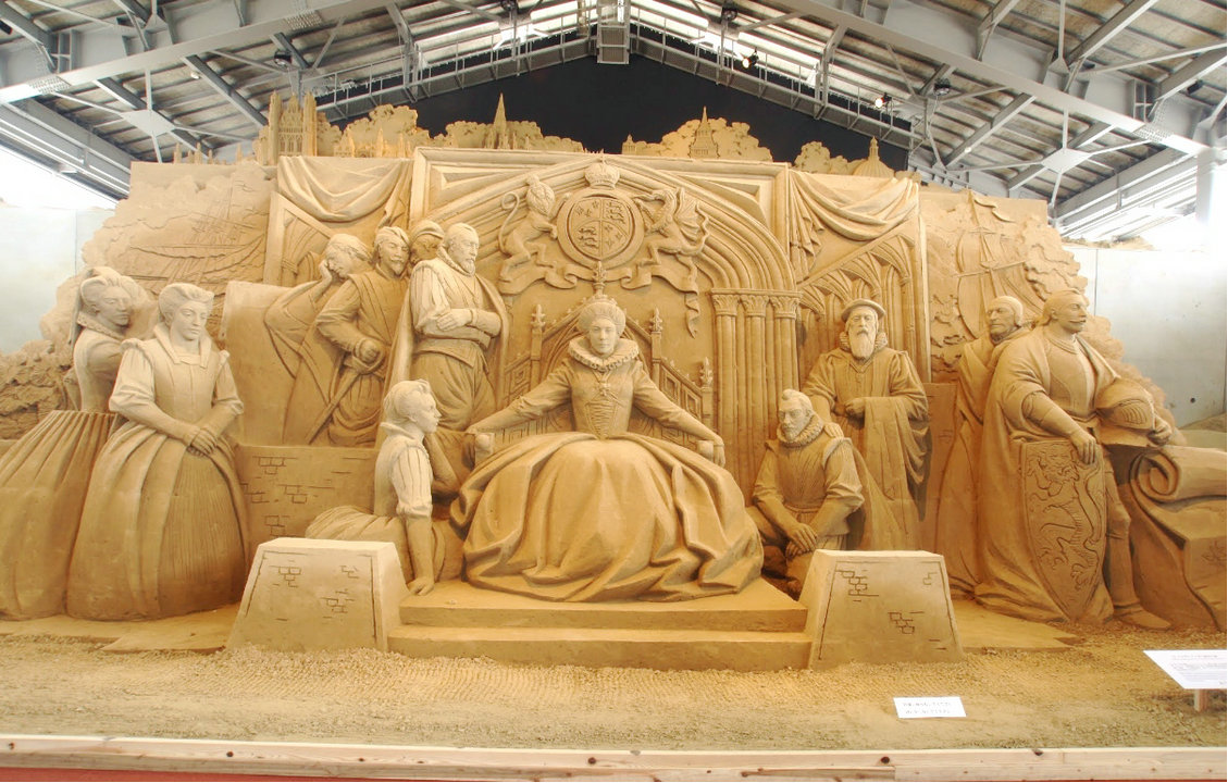 The Sand Museum, Tottori-shi, Japan - HiSoUR Art Collection