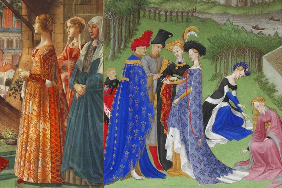 ヨーロッパのファッション史 140...
